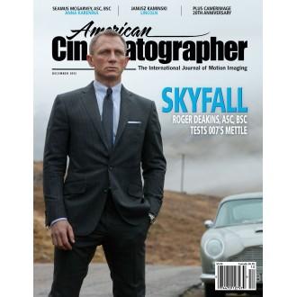American Cinematography Magazine