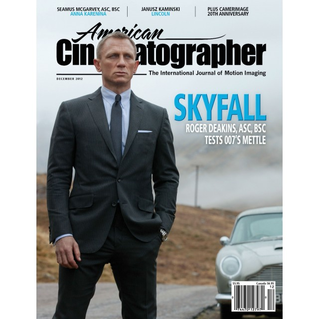 American Cinematography Magazine