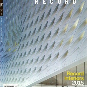 Architectural Record Magazine