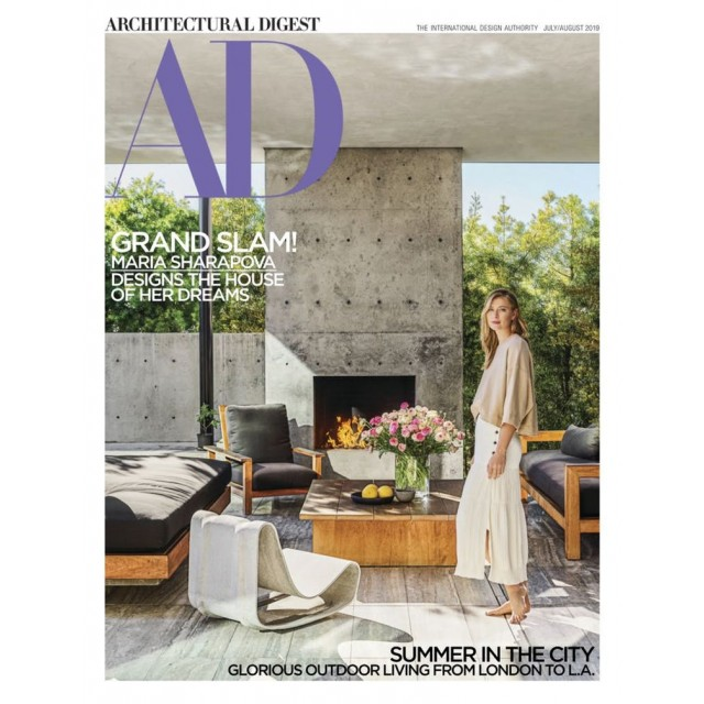 Architecture Digest Magazine