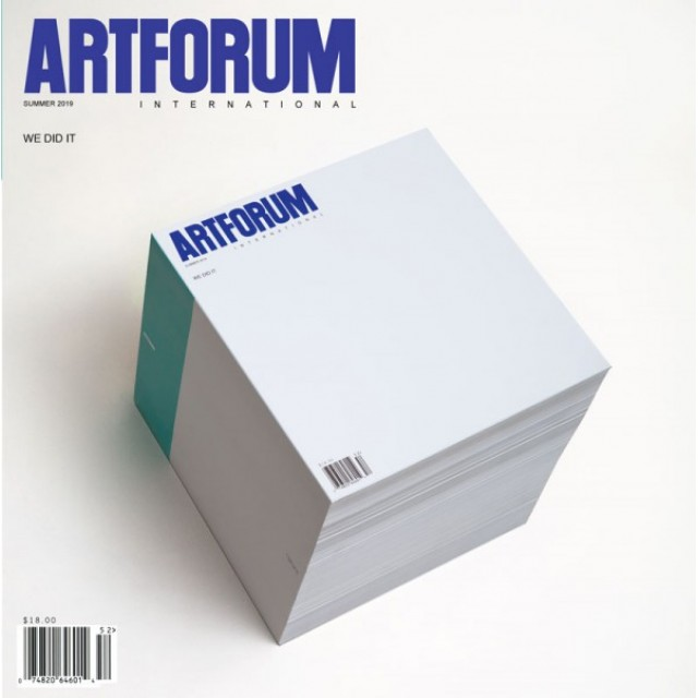 Art Forum Magazine