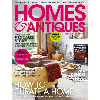 BBC Homes And Antiques Magazine