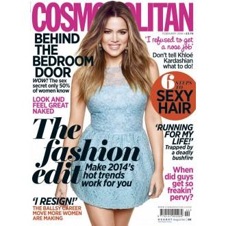 Cosmopolitan - British Edition Magazine