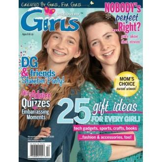Discovery Girl Magazine