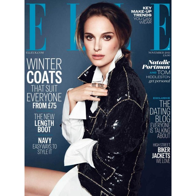 Elle - British Edition Magazine