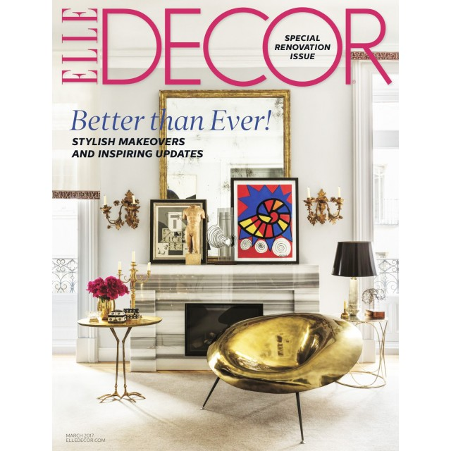 Elle Décor Magazine