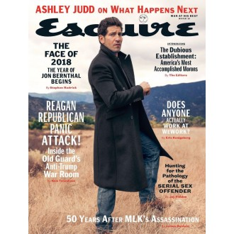 Esquire - American Edition Magazine