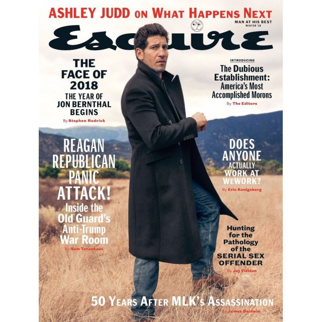 Esquire - American Edition Magazine