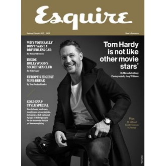 Esquire - British Edition Magazine