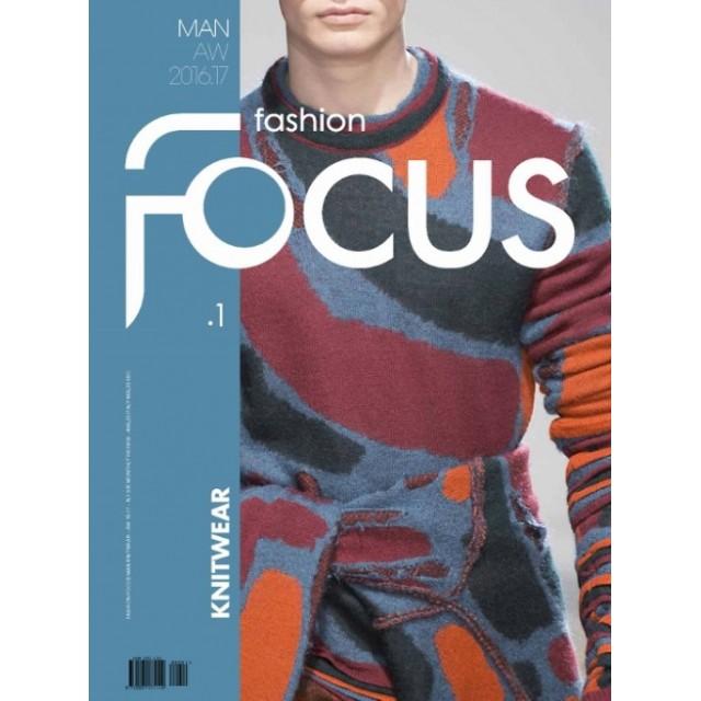 Fashion Focus Man Knitwear Magazine
