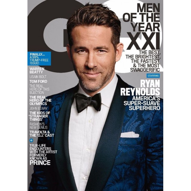 GQ - American Edition Magazine