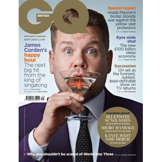 GQ - British Edition Magazine