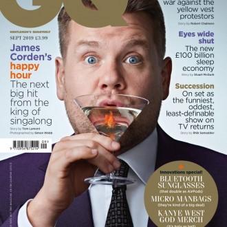 GQ - British Edition Magazine