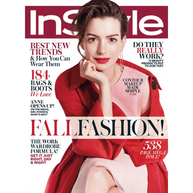 InStyle - British Edition Magazine
