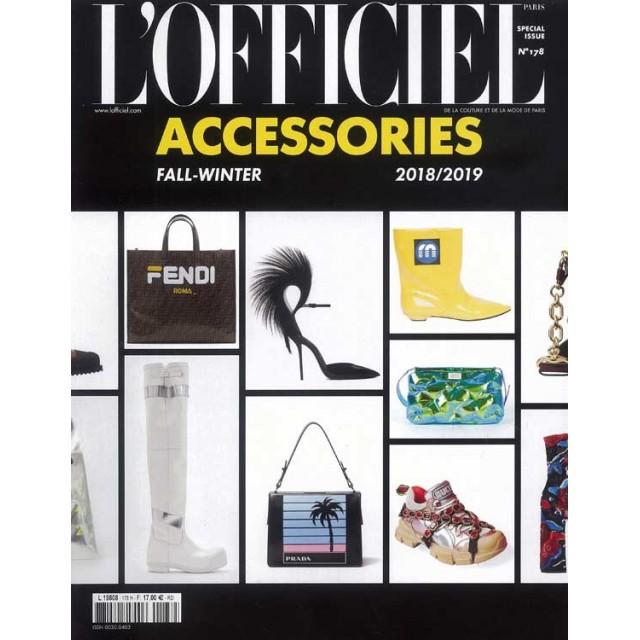 L'officiel Fashion Accessories Magazine