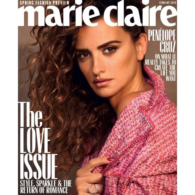 Marie Clair - American Edition Magazine