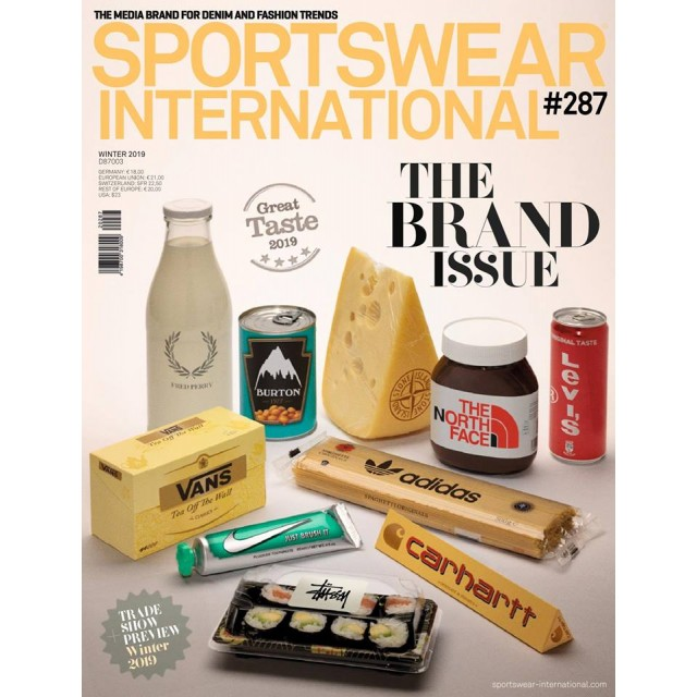 Sportswear International Magazine