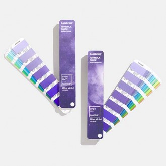 Pantone Formula Guide, Limited Edition Pantone Color of the Year 2018 Ultra Violet