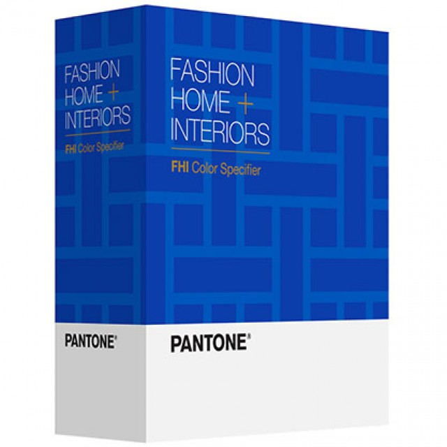 Pantone TPX Book: Fashion, Home & Interiors