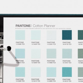 Pantone FHI Cotton Planner TCX Editions