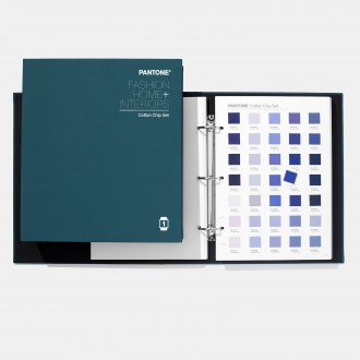 Pantone FHI Cotton Chip Book Set TCX Editions