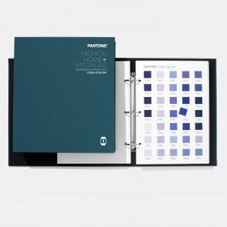 Pantone FHI Cotton Chip Book Set TCX Editions