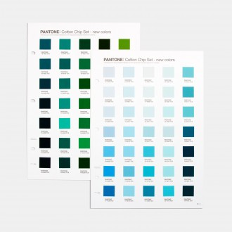 Pantone FHI Chip Set Supplement [PANTONE TCX]