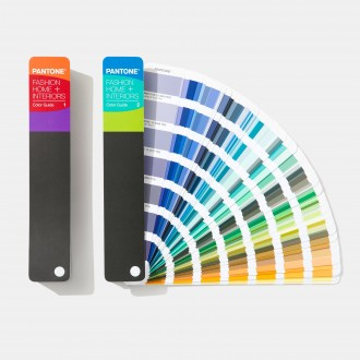 Pantone Fashion, Home & Interior Color Guide 2Vols. Set, 2020 Ed. [Pantone Color Guide]
