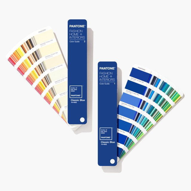 Pantone FHI Color Guide, Limited Edition Color of the Year 2020