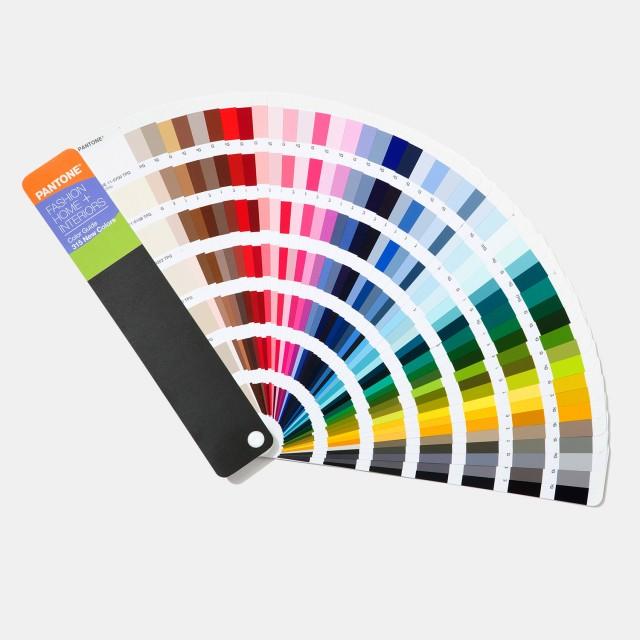 Pantone FHI Color Guide New 315 Colors
