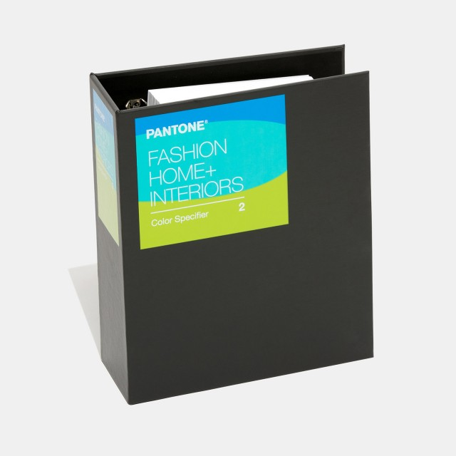 Pantone Color Book -The Fashion, Home + Interiors (FHI) Color Specifier [Pantone TPG Book]