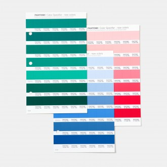 Pantone FHI  Color Specifier & Guide Supplement of 315 New Colors [Pantone Tpg]