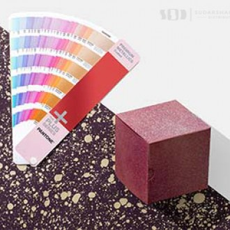 Pantone Premium Metallics Chip Book Coated