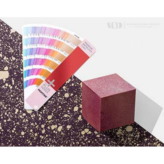 Pantone Premium Metallics Chip Book Coated