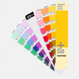 Pantone Starter Fan Guide Solid Coated & Solid Uncoated