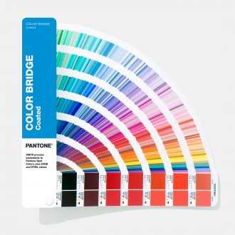 Pantone Color Bridges Coated Fan Guide