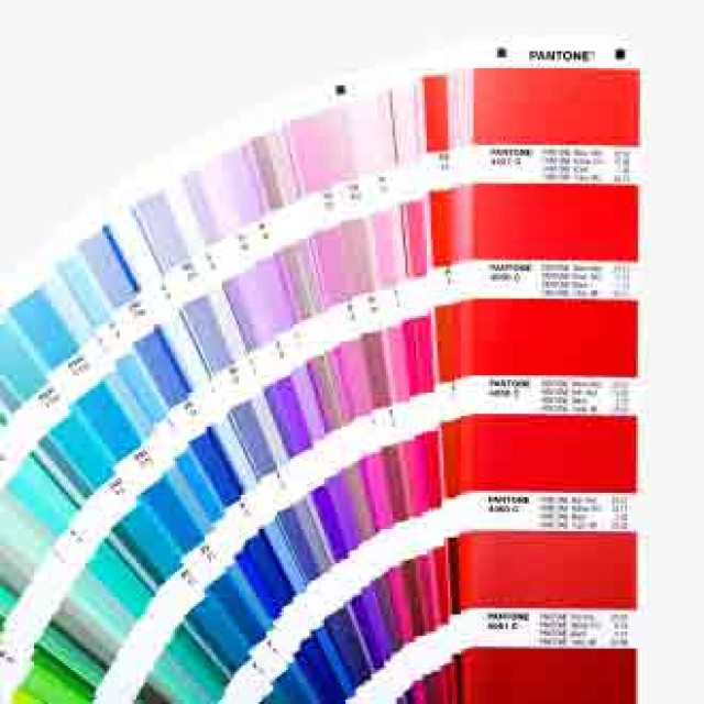 Pantone Formula Guide Coated & Uncoated GP1601A Latest 2020 Ed.