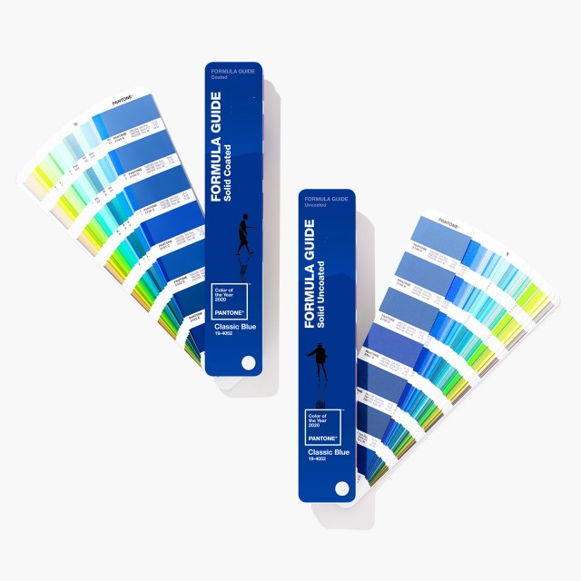 Pantone Formula Guide, Limited Edition Pantone Color of the Year 2020