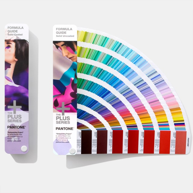 Pantone Color Formula Guide Solid Coated & Solid Uncoated
