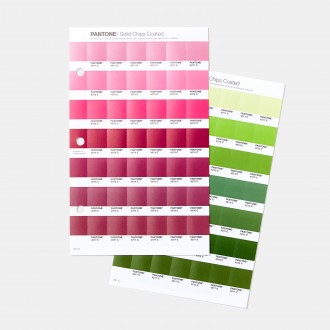 Pantone Solid Chips Supplement | Coated & Uncoated Latest Ed.