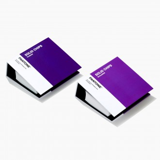 Pantone Solid Chip Coated & Uncoated [Pantone Shade Book]