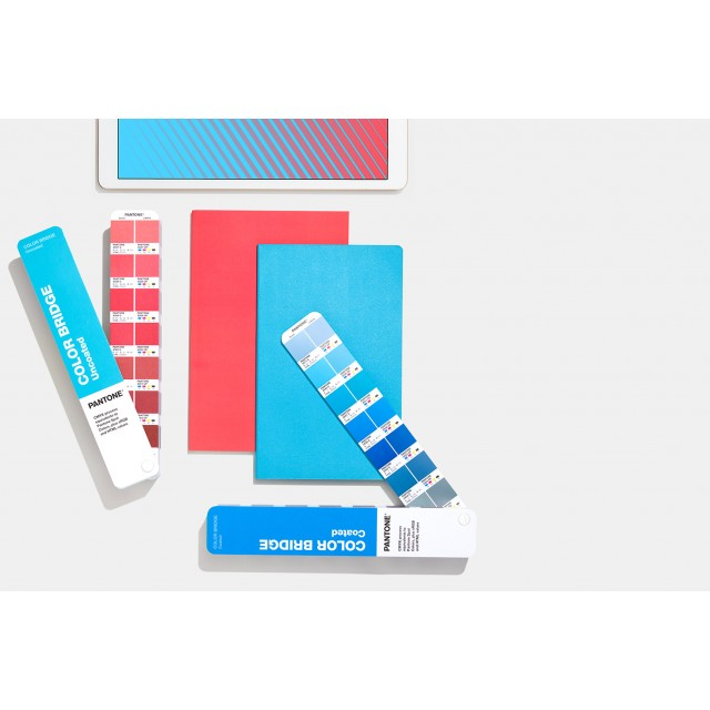 Pantone Color Bridge Coated & Uncoated Guide Set [Pantone GP6102A]
