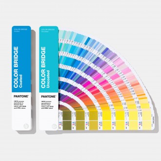 Pantone Color Bridge Guide Set | Coated & Uncoated GP6102A