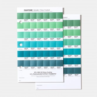Pantone Metallic Chips Book | Pantone GB1507A