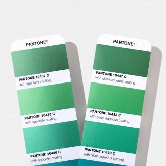 Pantone Metallics Guide