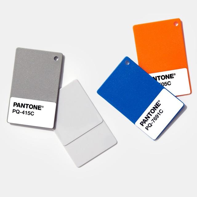 Pantone Plastic Chips