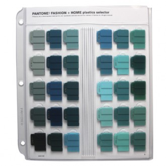 Pantone Plastics Opaque & Transparent Selector