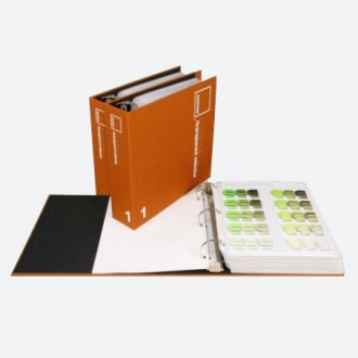 Pantone Plastics Transparent Selector