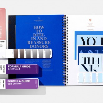 Pantone Solid Fan Guides Set