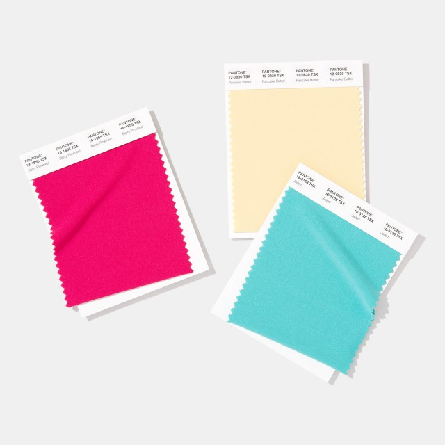 Pantone Polyester Swatch Card SWTSX